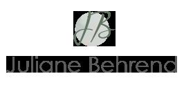 Juliane Behrend Logo